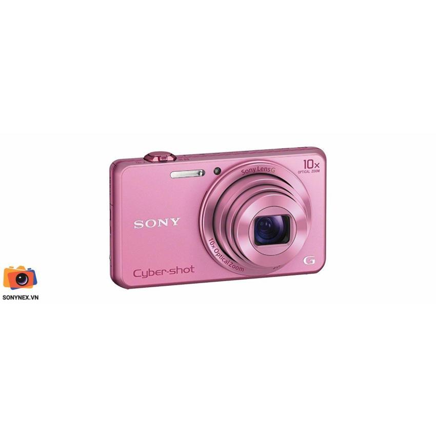 Máy ảnh kỹ thuật số Sony Wx220 (Hồng)