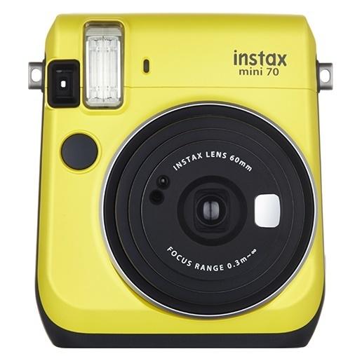 Máy ảnh lấy ngay Fujifilm Instax Mini 70 (Vàng)