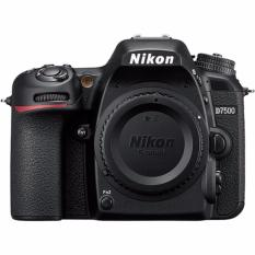 Máy Ảnh Nikon D7500 Body (tặng túi, Thẻ 16Gb, Dán màn hình) – Hãng phân phối chính thức