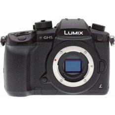 Máy ảnh Panasonic Lumix DC-GH5 ( body) Tặng Pin xin, phần mềm V-log – HÀNG CHÍNH HÃNG