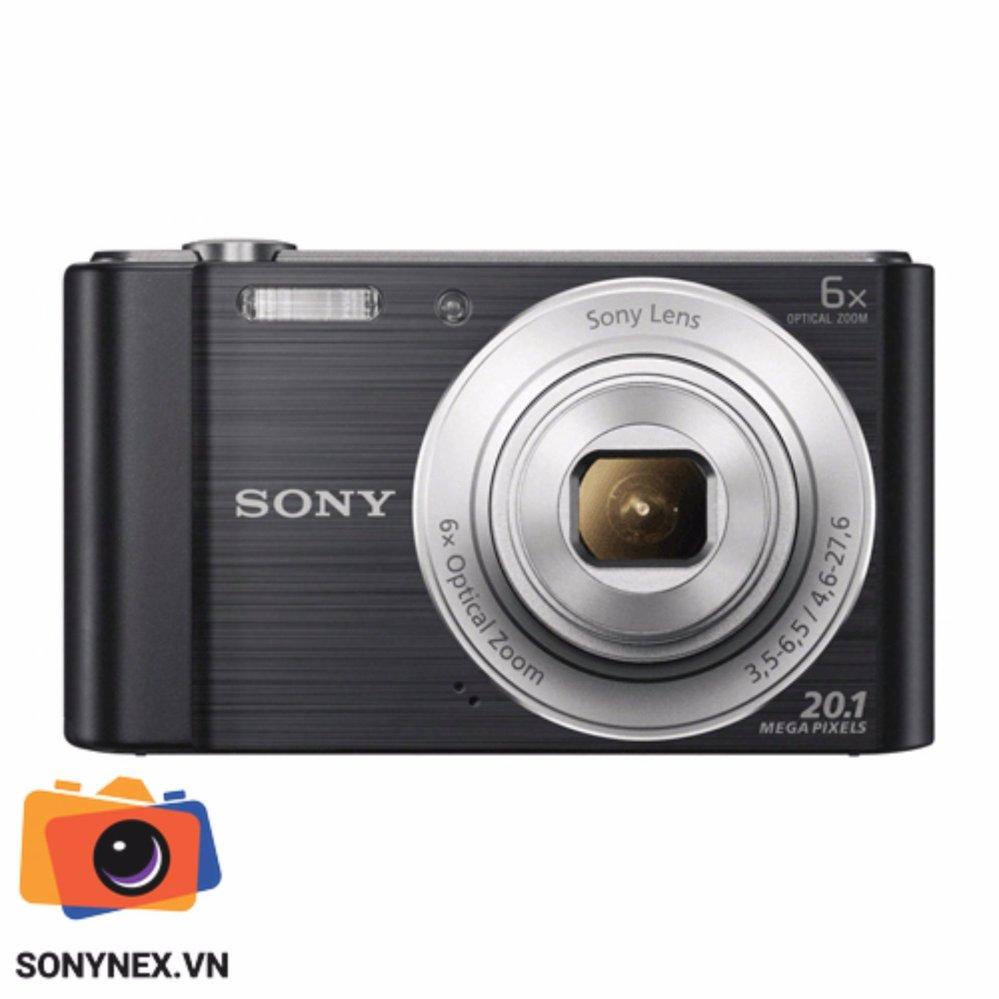 Bảng Giá Máy ảnh KTS Cyber-shot™ Sony W810 – 20.1 Mp – Màu Đen- Hãng phân phối chính thức Tại NexShop (Hà Nội)