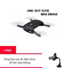 Máy bay điều khiển Drone Flycam FPV 2.4G JJRC H37 xếp gọn bỏ túi truyền trực tiếp về smartphone + Tặng kèm giá đỡ điện thoại đế hút chân không trị giá 50 ngàn đồng – Kmart