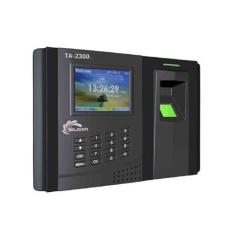 Máy chấm công dấu vân tay và thẻ Silicon TA2300+RFID
