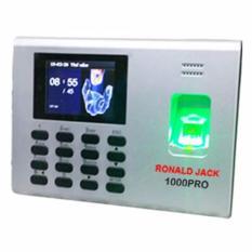 Máy chấm công Ronald jack 1000pro(Đen)