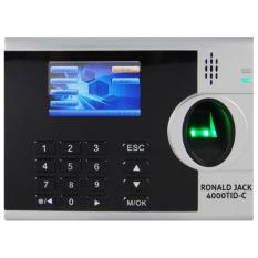 Máy chấm công vân tay + thẻ cảm ứng Ronald Jack 4000TID-C