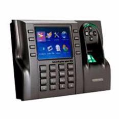 Máy chấm công vân tay/thẻ, k/h cả 2 và chức năng truy cập cửa Metron KPI580 (màu xám)