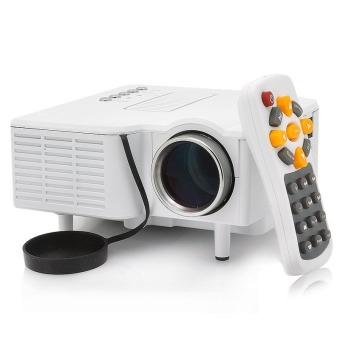 Đặt hàng Máy chiếu mini Projector LED UC28 (Trắng)