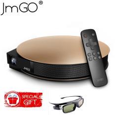 Máy chiếu thông minh JMGO G3 Pro (2017) FullHD – Hỗ trợ 4K, 3D, Android + tặng kính 3D JMGO