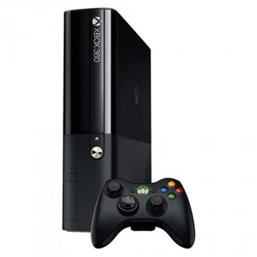 Địa Chỉ Bán Máy chơi game Microsoft Xbox 360 E 4GB (Đen) JTAG – Hàng nhập khẩu