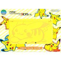 Máy Chơi Game Nintendo New 3DS XL Pikachu và Thẻ nhớ 32G (Hacked English)
