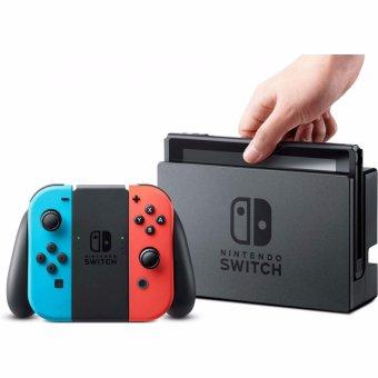 Máy chơi game Nintendo Switch Red and Blue