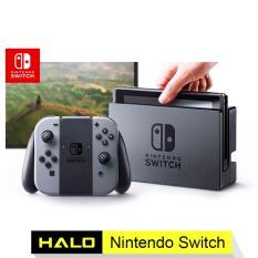 Địa Chỉ Bán Máy Chơi Game Nintendo Switch With Gray Joy-Con (Xám)