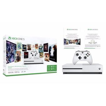 Máy chơi game Xbox One S 4K HDR 500Gb