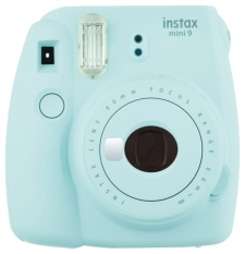 Máy chụp ảnh lấy liền FUJI INSTAX MINI 9 ICE BLUE – Hãng Phân Phối Chính Thức