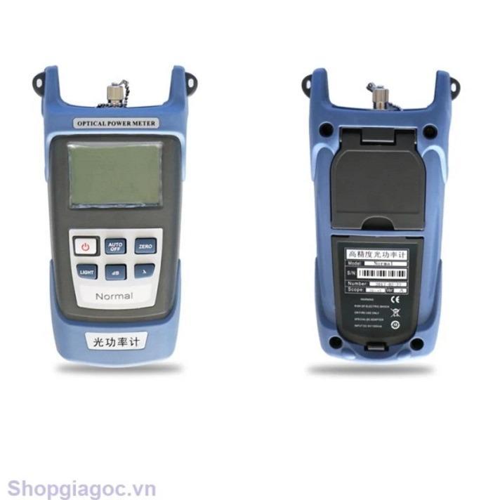 Máy đo công suất cáp quang - Máy đo suy hao quang AQ5