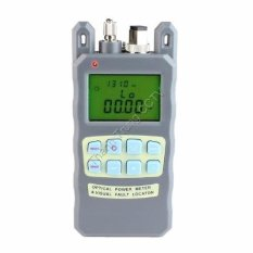 Máy đo công suất quang kiêm đèn soi (Xám)