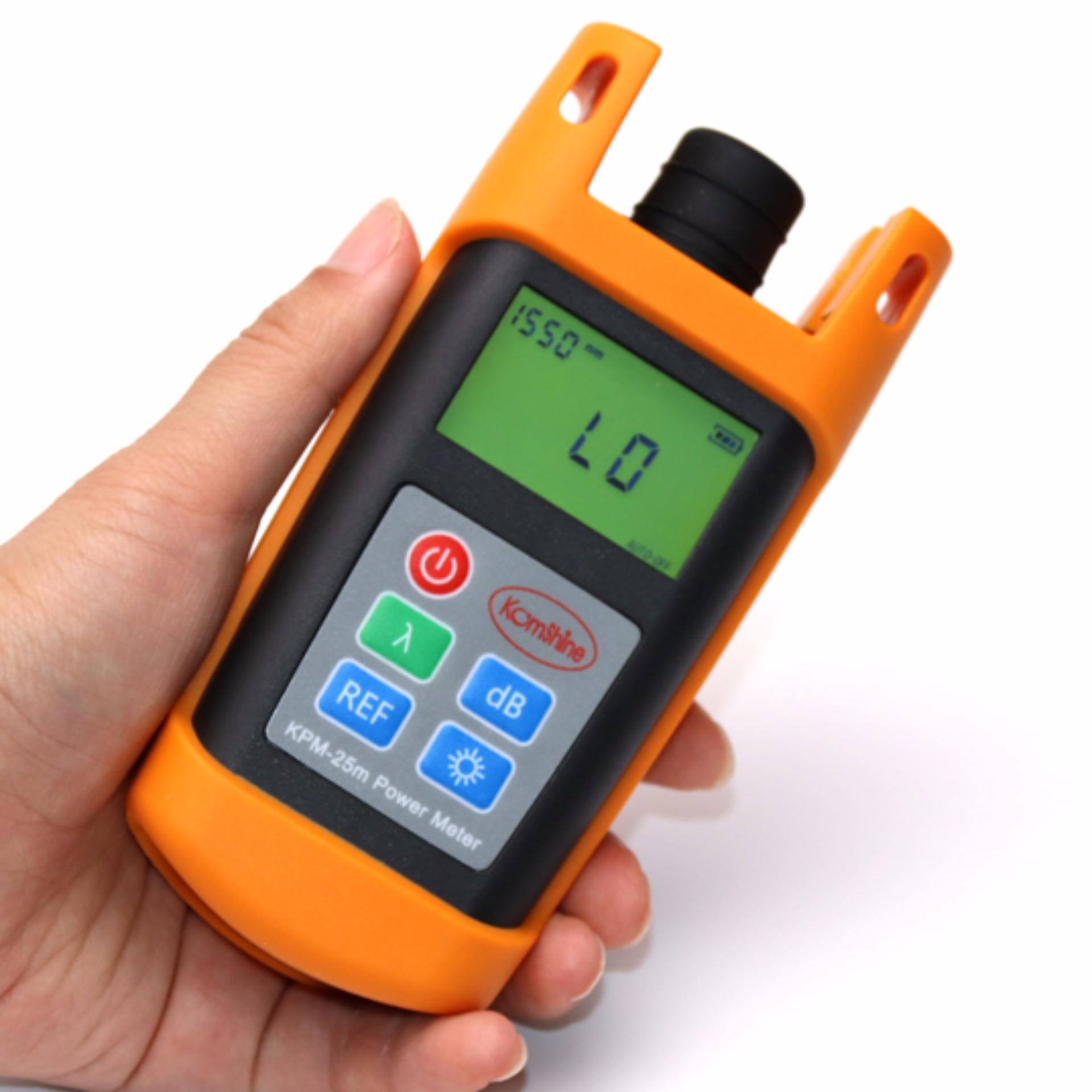 máy đo công suất quang KomShine KPM-25M (-70dBm-10dBm) hàng cao cấp