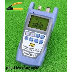 Máy đo công suất Quang tích hợp Bút soi Quang 10Km DXP-50D + Kìm tuốt quang 3 lỗ CFS-3