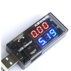 Máy đo điện áp dòng điện sạc USB – Intl