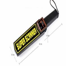Máy dò kim loại Super Scanner giá rẻ