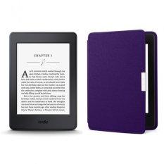 Máy đọc sách Kindle Paperwhite 2017 và Bao da (Tím)  Đang Bán Tại MayDocSach