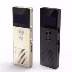 Máy ghi âm chơi nhạc chuyên nghiệp bộ nhớ 8GB màn hình LED âm thanh Remax RP1