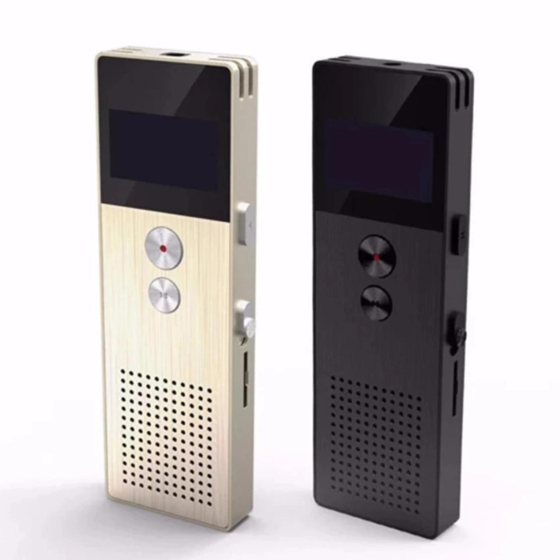 Giá Niêm Yết Máy ghi âm chơi nhạc chuyên nghiệp bộ nhớ 8GB màn hình LED âm thanh Remax RP1