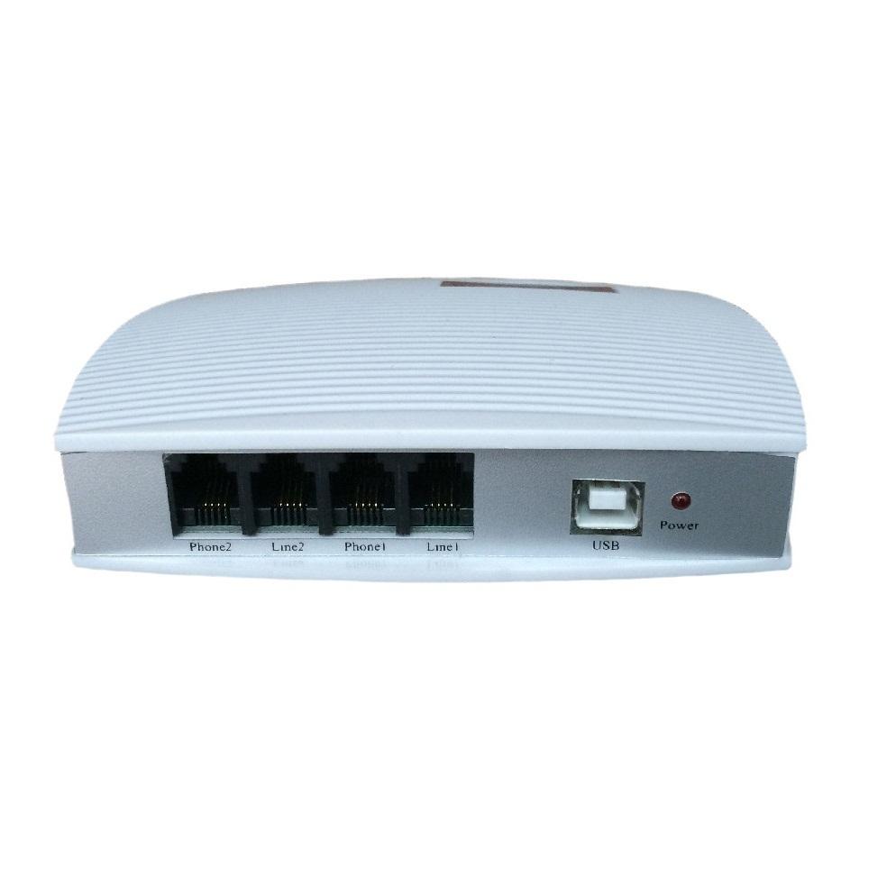 Máy ghi âm điện thoại 2 lines VSP-02U