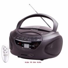 Máy học ngoại ngữ CD/MP3 Goldyip-9228 (đen)