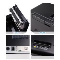Máy in hóa đơn (in bill) Siêu Bền * Xprinter XP Q200 – khổ 80mm (phiếu BH 12 tháng)