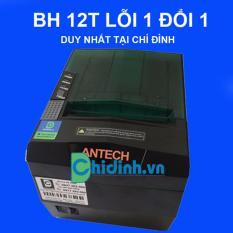 Máy in hóa đơn PRP-085 USE ( USB + Serial +Ethernet)
