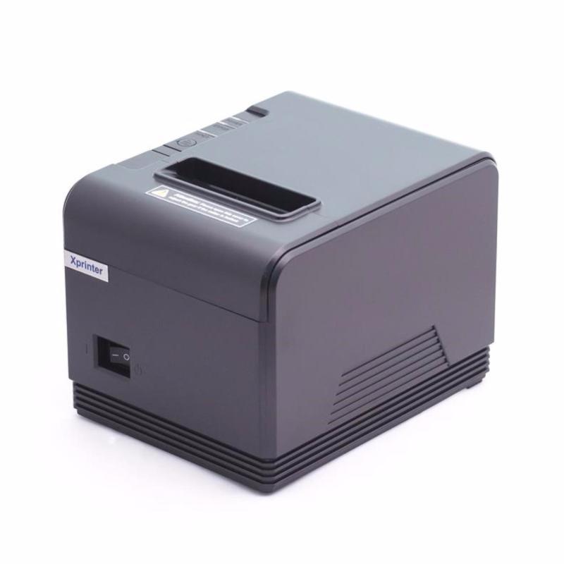 Bảng giá Máy in hóa đơn XPrinter XP-Q200 Cổng LAN (Đen) Phong Vũ