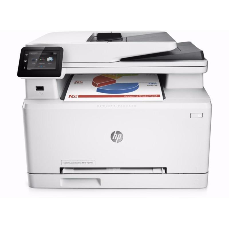 Bảng giá Máy in HP Color LaserJet Pro MFP M277dw (B3Q11A) Trắng Phong Vũ