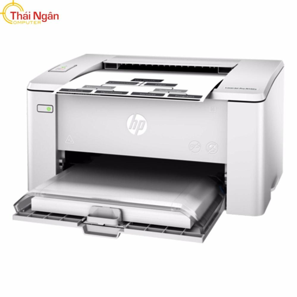 Giá Máy in HP LaserJet Pro M102a Printer – Bảo hành chính hãng 12 tháng Tại Công ty TNHH Tin Học Thái Ngân