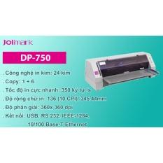 Máy in kim Jolimark DP750