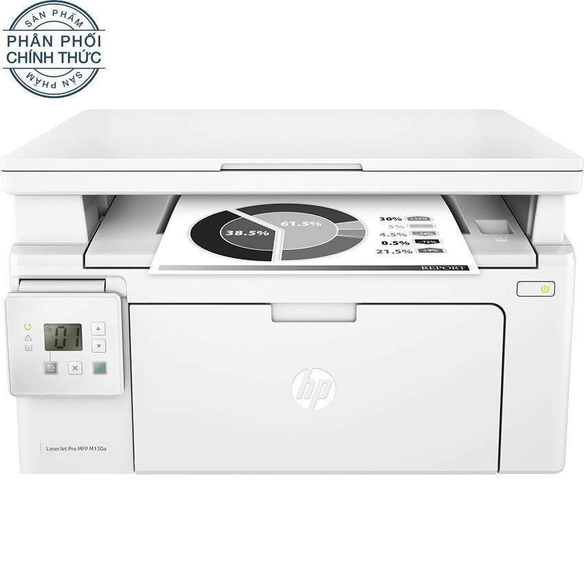 Đánh giá Máy in laser đa chức năng HP LaserJet Pro MFP M130A(Trắng) – Hãng phân phối chính thức Tại Lazada Electronics Official Store
