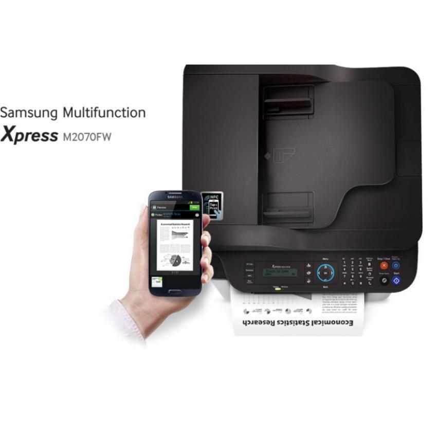 Mua Máy in Laser đa chức năng Samsung SL-M2070FW Tại RUBY SHOP VPT