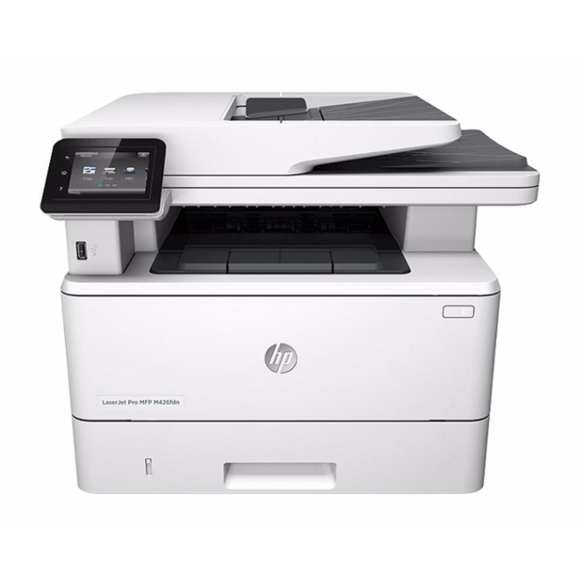 Hình ảnh Máy in laser đen trắng HP MMFP M426fdn (Print/ Copy/ Scan/ Fax) ( Trắng )