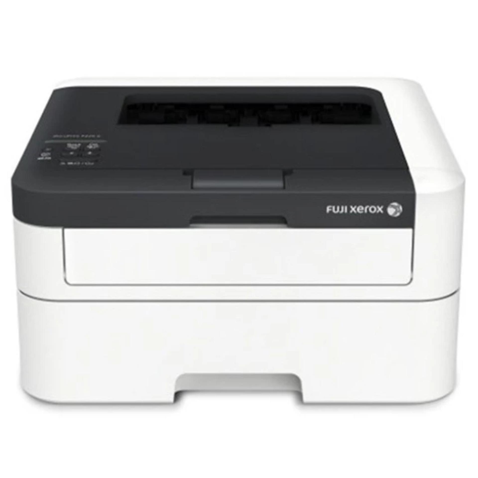 Máy in Laser Fuji Xerox P265dw (Trắng) - Phân phối chính hãng