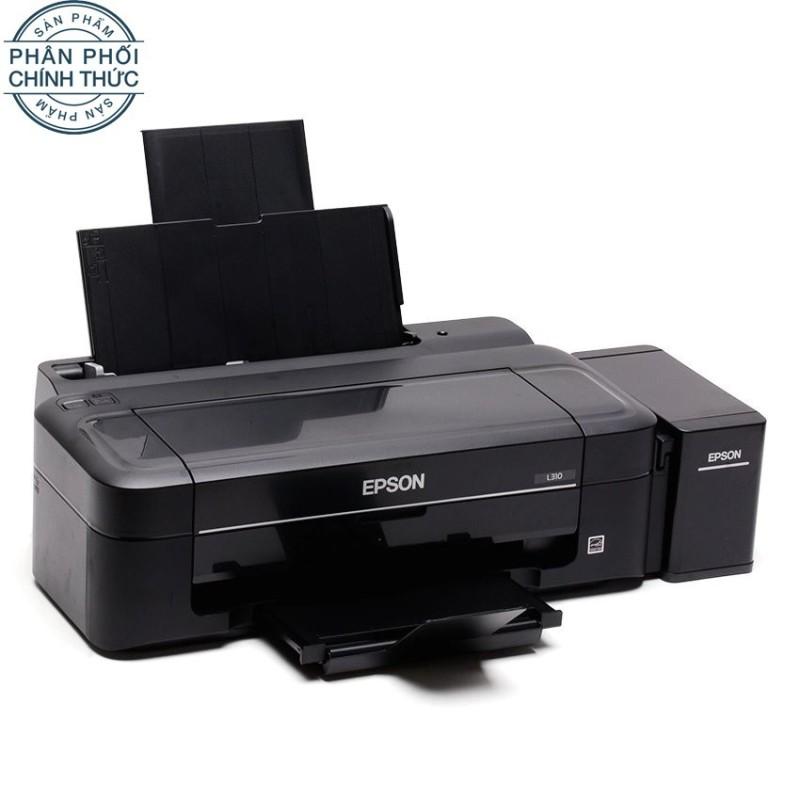 Máy in phun Epson L310 (Đen) - Hãng phân phối chính thức