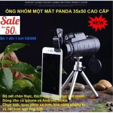 máy nào chụp ảnh đẹp, Ống nhòm chụp ảnh Panda KN366 ban ong nhom ban dem, Ống nhòm 1 mắt cao cấp nhìn siêu xa ,siêu nét, tặng kèm kẹp điện thoại hỗ trợ chụp hình – Bh 1 đổi 1 bởi KEN99