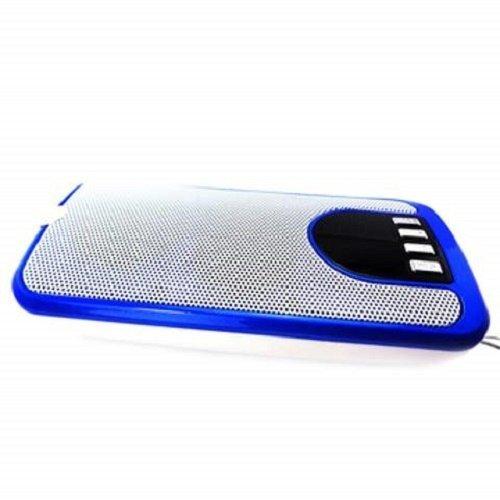 Máy nghe nhạc đa chức năng Aibo UN-01 (Trắng xanh)