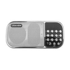 Máy nghe nhạc đa năng Craven CR-22