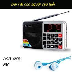 Máy nghe nhạc đa năng USB, đài FM