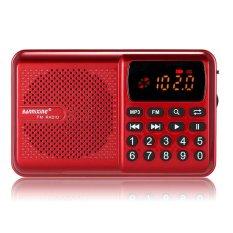 Máy nghe nhạc,kinh phật đa năng bằng USB, thẻ nhớ, đài FM Bannixing D-69E + Tặng cáp sạc 28k [Quang store]
