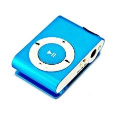 Máy nghe nhạc MP3 mini vỏ nhôm (Màu ngẫu nhiên)