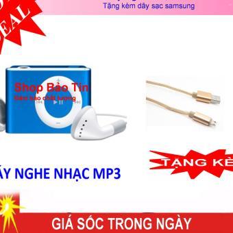 Máy nghe nhạc MP3 vỏ kim loại tặng kèm dây sạc vỏ bọc dù chống xoắn - 8404112 , OE680ELAA68WT0VNAMZ-11529999 , 224_OE680ELAA68WT0VNAMZ-11529999 , 75000 , May-nghe-nhac-MP3-vo-kim-loai-tang-kem-day-sac-vo-boc-du-chong-xoan-224_OE680ELAA68WT0VNAMZ-11529999 , lazada.vn , Máy nghe nhạc MP3 vỏ kim loại tặng kèm dây sạc vỏ b
