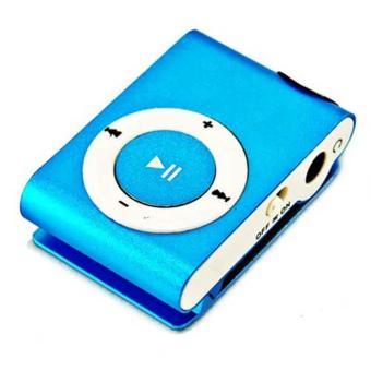 Máy nghe nhạc MP3 vỏ nhôm (không kèm tai nghe)