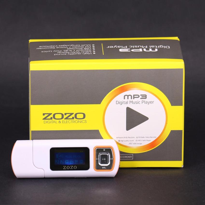 Máy nghe nhạc MP3 Zozo Z2 4GB