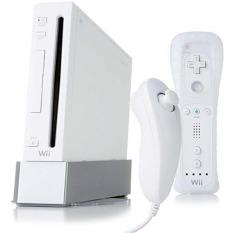 Máy Nintendo Wii (Trắng)